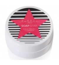 LOTTIE LONDON LIMPIADOR DE BROCHAS Y PINCELES SOAP STAR 30 G