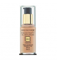 MAX FACTOR MAQUILLAJE FACE FINITY 3 IN 1 FDN