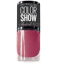 MAYBELLINE COLOR SHOW BLUSHED NUDES CRIMSON FLUSH 449 7ML