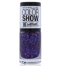 MAYBELLINE COLOR SHOW BE BRILLANT PURPLE DAZZLE 421 7ML