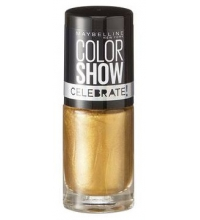 MAYBELLINE COLOR SHOW CELEBRATE GOLDEN SAND 108 7ML