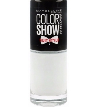MAYBELLINE COLOR SHOW SUIT STYLE BUSINESS BLOUSE 442 7ML
