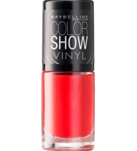 MAYBELLINE COLOR SHOW VINYL RECORD RED 403 7ML