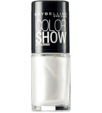 MAYBELLINE ESMALTE DE UÑAS COLOR SHOW 19 MARSHNALLOW 7ML