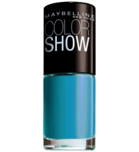 MAYBELLINE ESMALTE DE UÑAS COLOR SHOW 283 BABE ITS BLUE 7ML