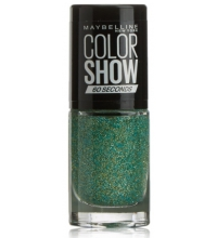 MAYBELLINE ESMALTE DE UÑAS COLOR SHOW 334 TEAL REVEAL 7ML