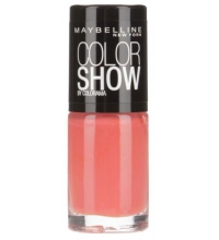 MAYBELLINE ESMALTE DE UÑAS COLOR SHOW 342 CORAL CRAZE 7ML