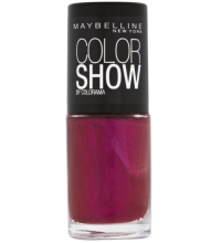 MAYBELLINE ESMALTE DE UÑAS COLOR SHOW 354 BERRY FUSION 7ML