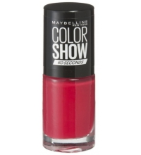 MAYBELLINE ESMALTE DE UÑAS COLOR SHOW 435 PAPRIKA POP 7ML