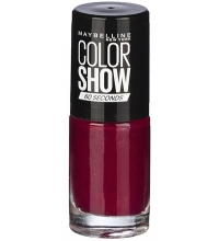 MAYBELLINE ESMALTE DE UÑAS COLOR SHOW 436 CRUSHED CAYENNE 7ML