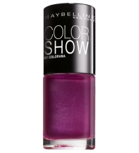 MAYBELLINE ESMALTE DE UÑAS COLOR SHOW 553 PURPLE GEM 7ML
