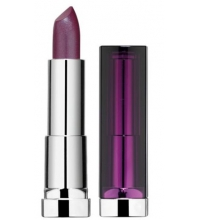 MAYBELLINE LIPSTICK COLOR SENSATIONAL MIDNIGHT PLUM 338