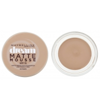 MAYBELLINE DREAM MAQUILLAJE MOUSSE ACABADO MATE 40 FAWN SPF15 18 ML
