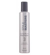 REVLON STYLE MASTERS STYLING PHOTO FINISHER MOUSSE 300ML