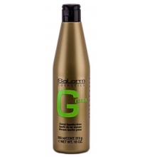 SALERM CHAMPU GREASY HAIR LINEA ORO ANTIGRASA 250 ML