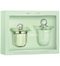 WOMEN SECRET EAU IT'S FRESH EDT 100 ML + BODY LOTION 200 ML