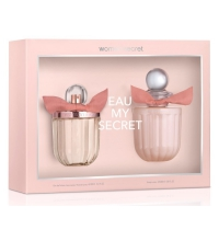 WOMEN SECRET EAU MY SECRET EDT 100 ML + BODY LOTION 200 ML