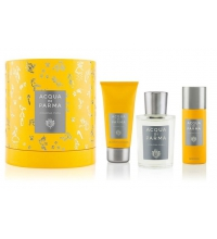 ACQUA DI PARMA COLONIA PURA SET EDC 100 ML+ S/GEL 75 ML + DEO VAPO 50 ML SET