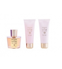 ACQUA DI PARMA IRIS NOBILE EDP 50 ML + SHOWER GEL 50 ML + BODY CREAM  50 ML SET REGALO