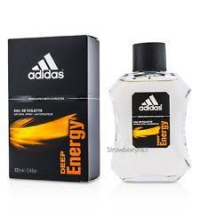 ADIDAS DEEP ENERGY AFTERSHAVE SPLASH 100 ML