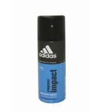 ADIDAS FRESH IMPACT DEO SPRAY 150 ML