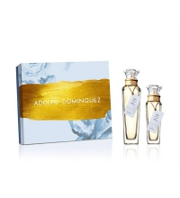 ADOLFO DOMINGUEZ AGUA FRESCA DE ROSAS EDT 120 ML+B/L 150 ML + GEL 150 ML + DEO 150 ML + EDT 10 ML DELUXE SET
