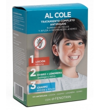 NELLY AL COLE TRATAMIENTO COMPLETO PACK