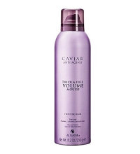 ALTERNA CAVIAR ANTI-AGING THICK & FULL VOLUME MOUSSE 232 GR