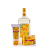 ALVAREZ GOMEZ EDT 750 ML + JABON 125 ML+ CREMA MANOS 75 ML SET REGALO