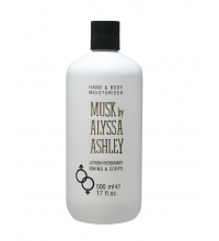 ALYSSA ASHLEY MUSK BODY LOCION 500 ML