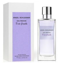 ANGEL SCHLESSER TE DE GROSELLA EDT 100 ML + B/L 100 ML + GEL 100 ML SET REGALO