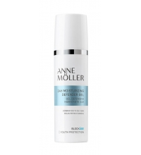 ANNE MOLLER BLOCKAGE 24H MOISTURIZING DEFENDER GEL P. MIXTAS / GRASAS 50 ML