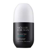 ANNE MOLLER FOR MAN DESODORANTE TRIPLE ACTION CONTROL 75 ML
