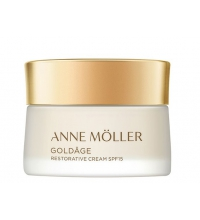 ANNE MOLLER ADN GOLDAGE RESTORATIVE CREAM SPF 15 50 ML