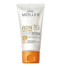 ANNE MOLLER ADN GOLDAGE CREME SOLAIRE SPF 50+ 50 ML
