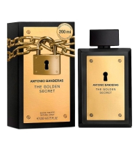 ANTONIO BANDERAS GOLDEN SECRET EDT 200 ML VP.