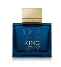 ANTONIO BANDERAS KING OF SEDUCTION ABSOLUTE EDT 100 ML