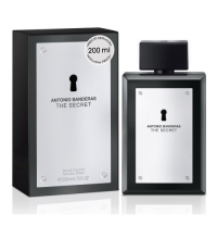 ANTONIO  BANDERAS THE SECRET EDT 200 ML VP.