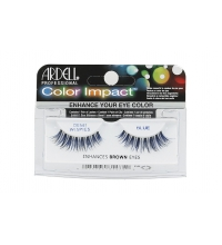 ARDELL PESTAÑAS COLOR IMPACT DEMI WISPIES BLUE CON ADHESIVO