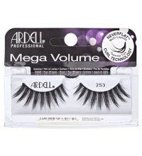 ARDELL PESTAÑAS MEGA VOLUMEN 253 BLACK