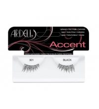 ARDELL PESTAÑAS POSTIZAS ACCENT 301 BLACK