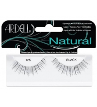 ARDELL PESTAÑAS POSTIZAS NATURAL 125 BLACK