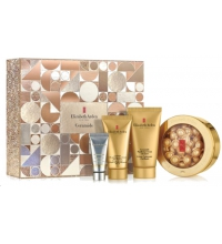 ELIZABETH ARDEN CERAMIDE CAPSULES YOUTH RESTORING SERUM (28 PCS + DAY CREAM 30 ML + CLEANSER 50 ML + SERUM 5 ML)