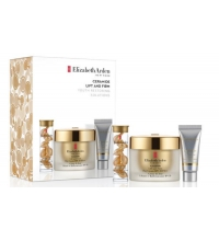 ELIZABETH ARDEN CERAMIDE LIFT AND FIRM CREAM 50 ML + 7 CAPS + SUPERSTART SERUM 5 ML SET REGALO