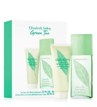ELIZABETH ARDEN GREEN TEA EDP 100ML +B/L 100 ML SET REGALO