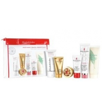 ELIZABETH ARDEN TRAVEL ESSENTIAL  (LIFT&FIRM 30 ML + VISIBLE DIFF. 30 ML + EIGHT HOUR 50 ML+ 30 ML + 2 REGALOS) SET