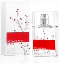 ARMAND BASI IN RED EDT 100 ML VP.