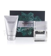 ARMAND BASI SILVER NATURE EDT 100 ML + A/SHAVE 100 ML + DEO 150 ML SET REGALO