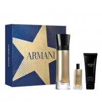 ARMANI CODE ABSOLU EDP 110 ML + MINI 15 ML + S/GEL 75 ML SET REGALO
