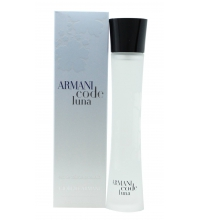 ARMANI CODE LUNA EDT 75 ML VP. DESCATALOGADO!